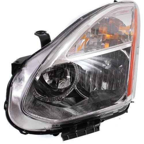 2008 Nissan Rogue Head Light LH, Assembly, Halogen - Capa