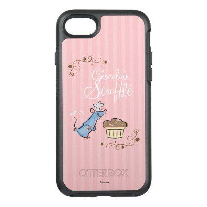 #Ratatouille | Chocolate Souffle OtterBox Symmetry iPhone 8/7 Case - #disney #gifts