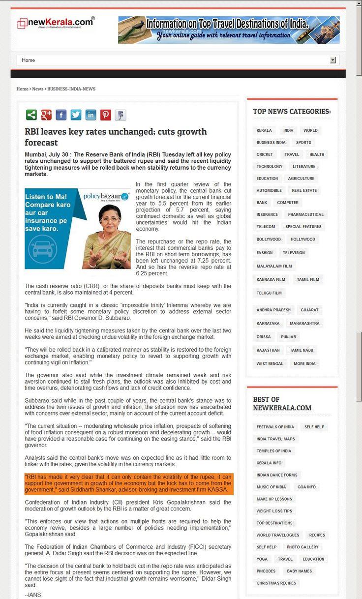 Siddharth ShankarKassaInputs on ECB(External commercial