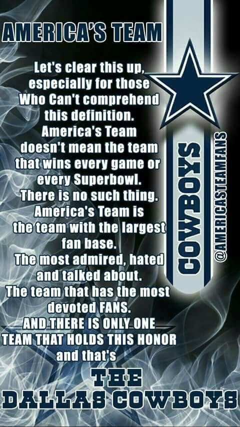 Love My Cowboys!