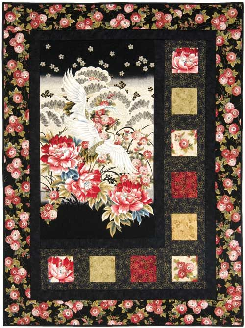 17 best images about ideas for panel quilts on pinterest for Red door design quilts