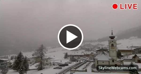 Live #Webcam from #Colfosco, #AltaBadia - #Italy