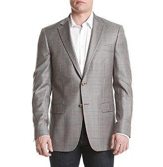 Hart Schaffner Marx® Men's Check Sport Coat