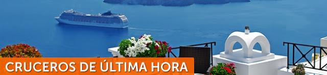 Ofertas de Cruceros, Chollos en Cruceros ~ Baex Tours, Agencia de Viajes Low Cost Online