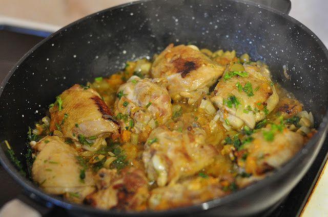 Crazy Seeker's Report: Приготовлено: Курица по-средиземноморски