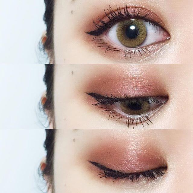 .  .  .  久々に夜中メイク〜  .  .  季節が秋に近付いてきたので、赤を使った #秋メイク です  コスプレする時しか出来ないなこれ  .  .  .  #instagood#instabeauty#motd#eotd#makeup#eyemakeup#cosmetics#l4l#눈화장#메이크업#아이메이크업#렌즈#컬러렌즈#뷰티스타그램#눈스타그램#화장품#렌즈#컬러렌즈#데일리#가을#가을메이크업#アイメイク#メイク#化粧#カラコン#アイシャドウ#今日のメイク