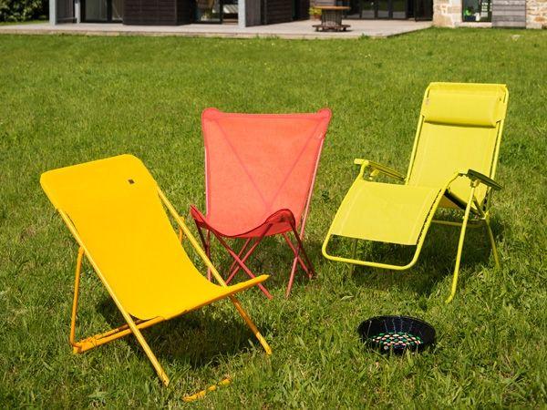 Cercate il relax per l'outdoor? Ecco le sedie e le sdraie ideali per il giardino! http://www.arredamento.it/sedie-a-sdraio-per-il-giardino.asp #sedie #sdraie #outdoor #giardino