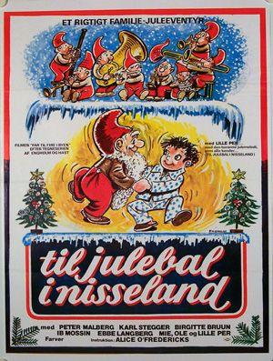 Far til fire i byen eller Til julebal i nisseland (1956) Far har miste sit job, så nu skal man til at spare.