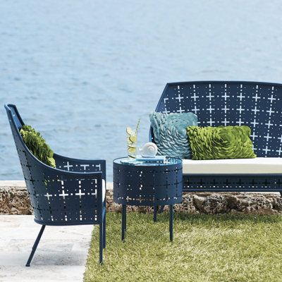 Vogue Outdoor Furniture Collection By Grandin Road Part 60