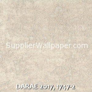 DARAE 2017, 1747-2