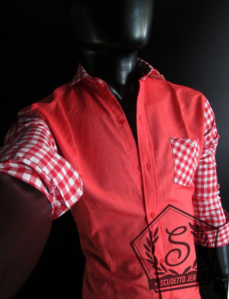 #Cam1922 Rojo Talles S-M-L-XL-XXL