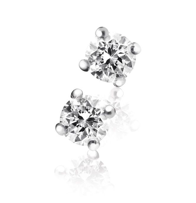 9ct Diamond Studs R2,998  *Prices Valid Until 25 Dec 2013 #myNWJwishlist