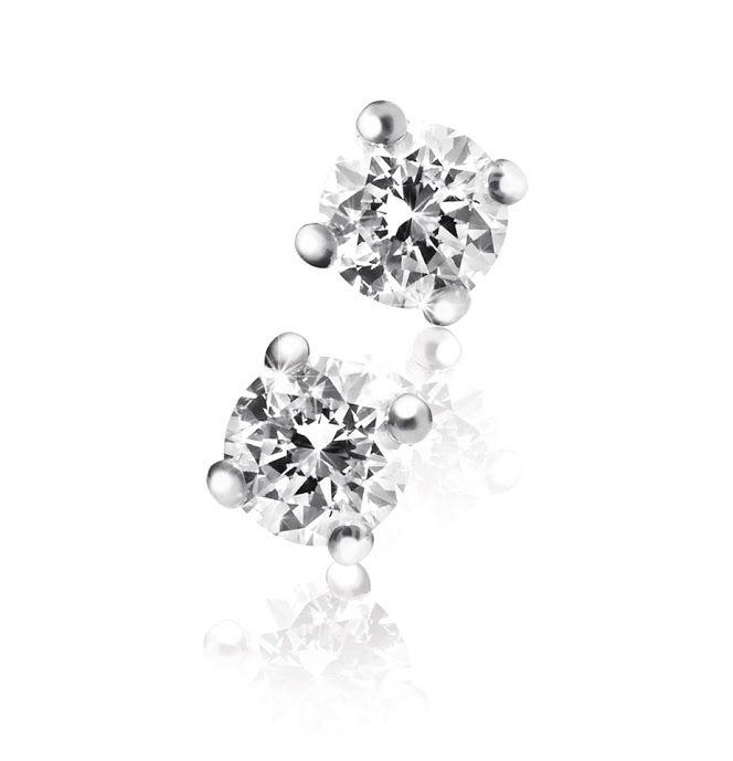 9ct Diamond Studs R2,998  *Prices Valid Until 25 Dec 2013 #myNWJwishlist
