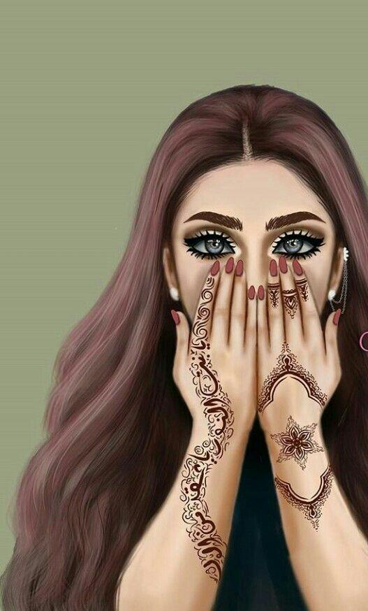 Pin de 💕Gazala Shaikh ️ em Girly M. | Sarra art, Art ...