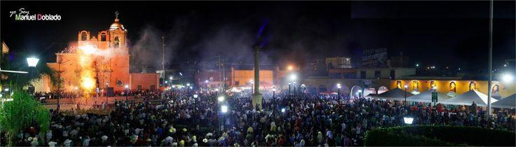 Downtown Manuel Doblado.