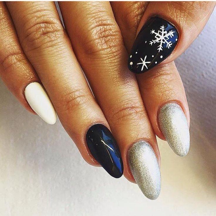 Winter Nails gel by Ego Studio