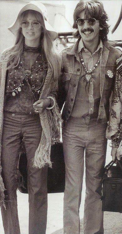1969`s Hippies Woodstock Photos. - Bilder Land