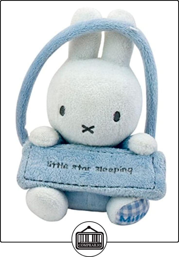 Cintre de Porte Motif lapine Miffy Bleu la Chambre de bébé  ✿ Regalos para recién nacidos - Bebes ✿ ▬► Ver oferta: http://comprar.io/goto/B00MCZ90NO