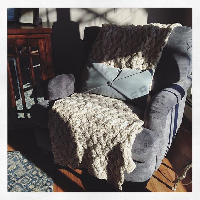 Loving this cozy throw! What a lovely fall day! @moderncountry #yxe #shoplocal