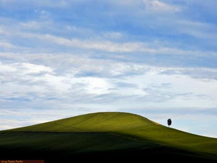 hill, Fermo Fermo, Italy (Marche)