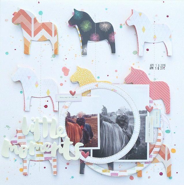 kaBoks: Kärlek till hästar