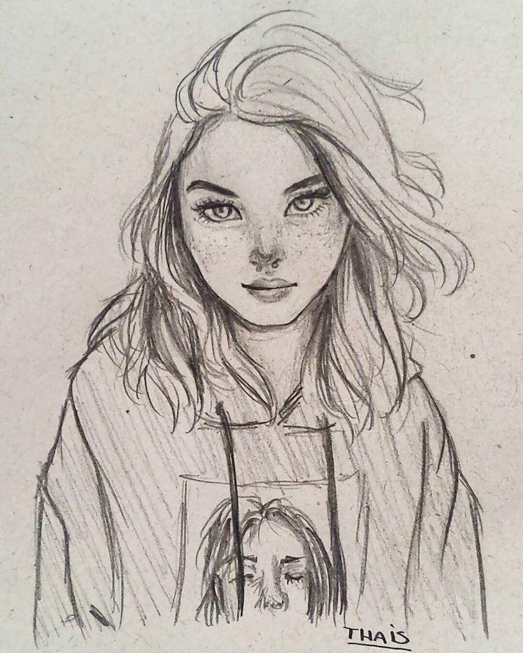 Красивые картинки карандашом для подростков