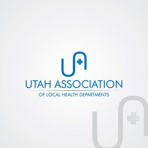 Branding For Utah Association Of Local Health Departments Logo Design Contest Ad Design Spon Logo In 2020 Health Department Pet Logo Design Logo Design Contest