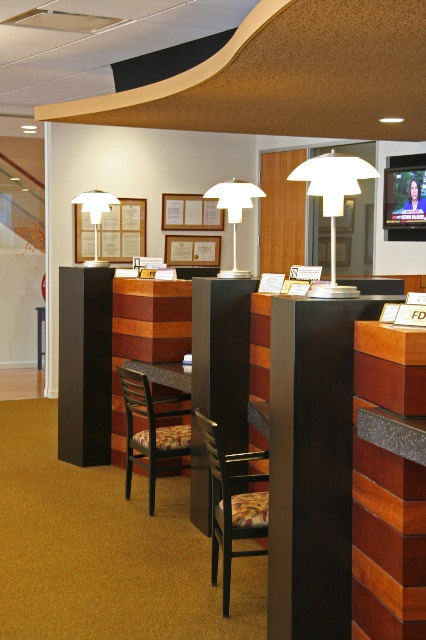 From borden lighting alta alliance bank great fixtures that give a ton of light