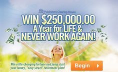 Free Online Sweepstakes & Contests | PCH.com