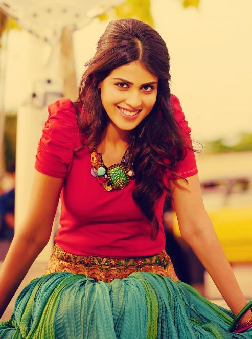 Genelia, the only bollywood celeb i like the most <3