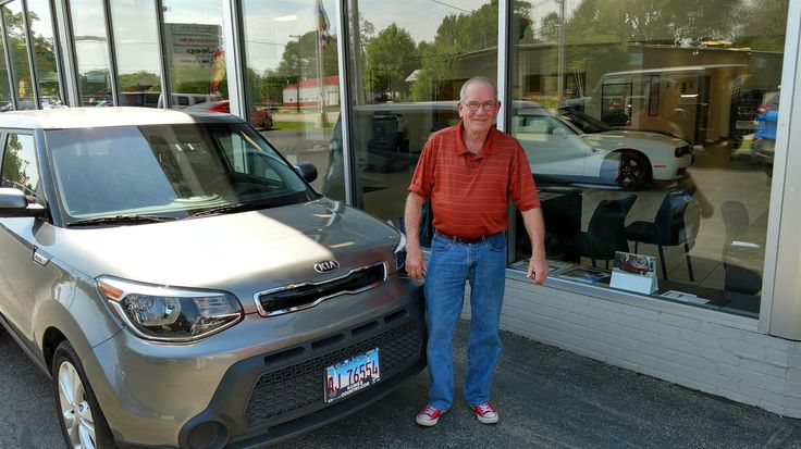 Awesome! Congratulations to JOSEPH on your new 2015 KIA SOUL!  Thank you again, Kunes Country CJDR of Oregon and MICHAEL CARTER.