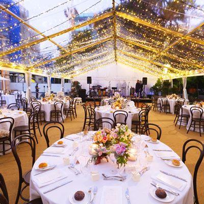 Wedding Hire Brisbane Moreton Hire
