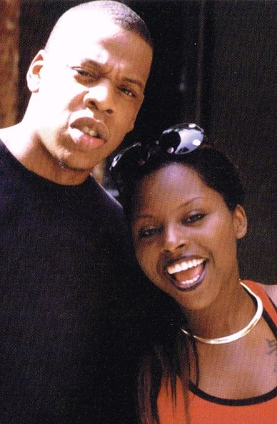 Jay-Z and Foxy Brown in 1999.| NO ONE HAS DONE IT BETTER