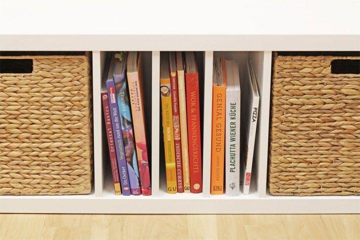 vertikaler fachteiler f r ikea kallax regal kallax regal. Black Bedroom Furniture Sets. Home Design Ideas