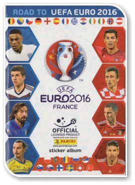 Road to UEFA Euro Cup 2016, França