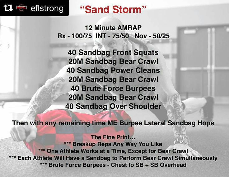 BONUS SANDBAG WORKOUT FROM @pastparallel @elfstrong - Who's ready for some sandbag work!? Last but not least.... The @bruteforcesandbags Sand Storm! The fourth and deciding event for the @eflstrong #socalsummerclassic. Your next challenge is here...will you be ready? #functionaltraining #sandbag #americanmade #americanmuscle #grind #gainz @level1elite @luavive @pastparallel @clarksnutrition @forever_protected ________________________________________ Want to be featured? Show us how you t...