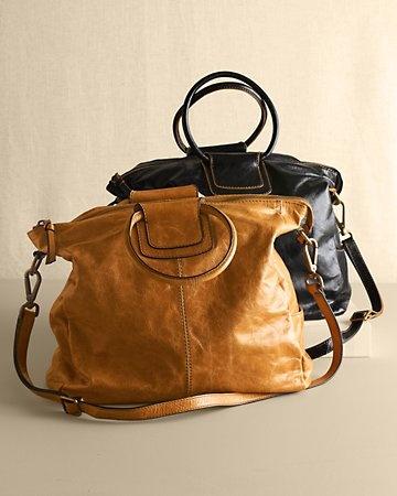 Hobo Chic Traveler - Sheila Convertible Bag
