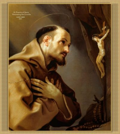 st francis and the franciscan admonitions The rule of st francis - 1223  1223, and, as st bonaventure and many other early franciscan writers observe, by the bull of the highest priest jesus christ, through the impression of the stigmata, 14 sept, 1224  on the admonition and correction of the friars let the friars, who are ministers and servants of the other friars, visit and.