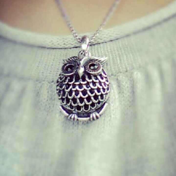 Favourite necklace.