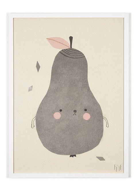 Fine Little Day Pirum Parum Poster (50x70xm)