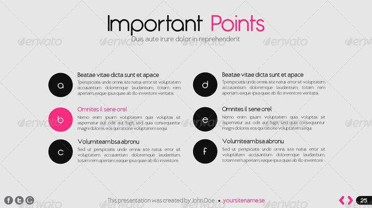 Modern World Powerpoint Presentation Template