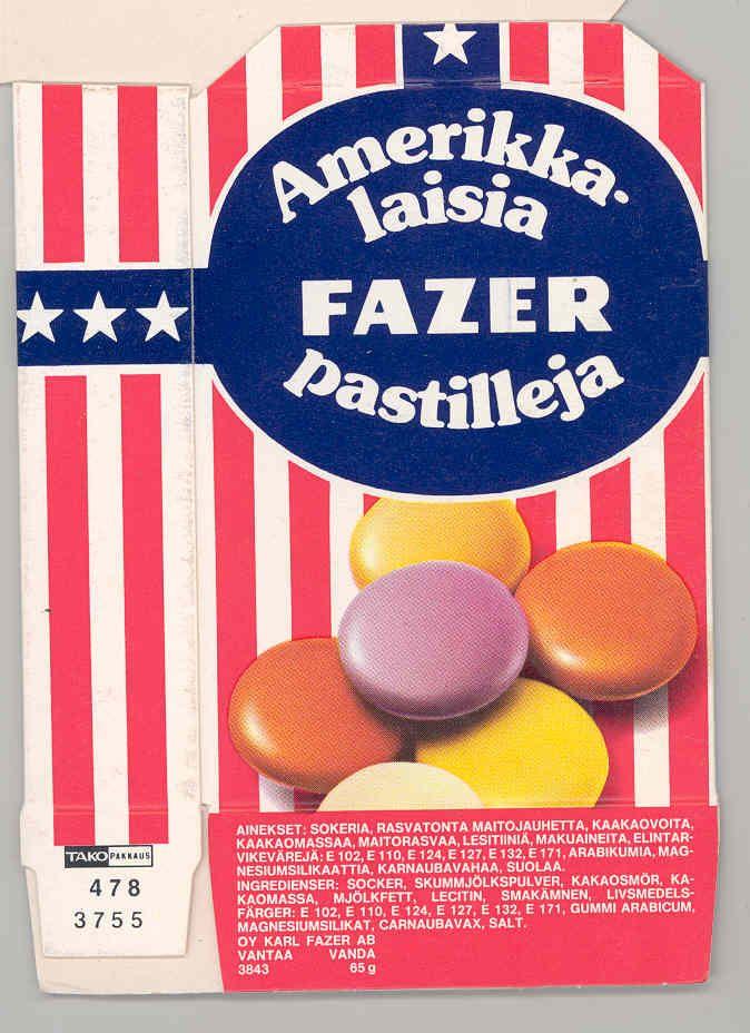 Amerikan sweets! #sweet #pastilli