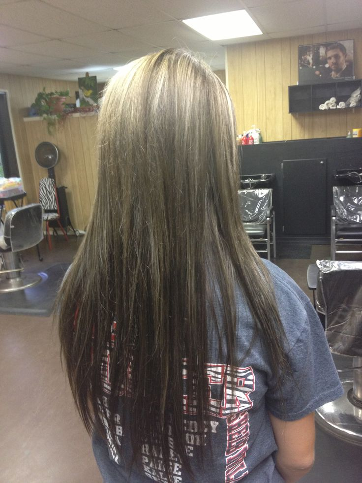 All The Latest Information Medium Brown Hair Color With Highlights
