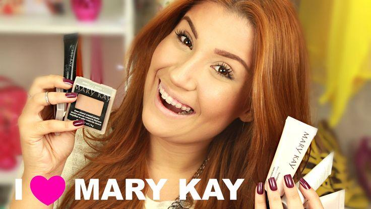 Preparando a pele usando somente Mary Kay!