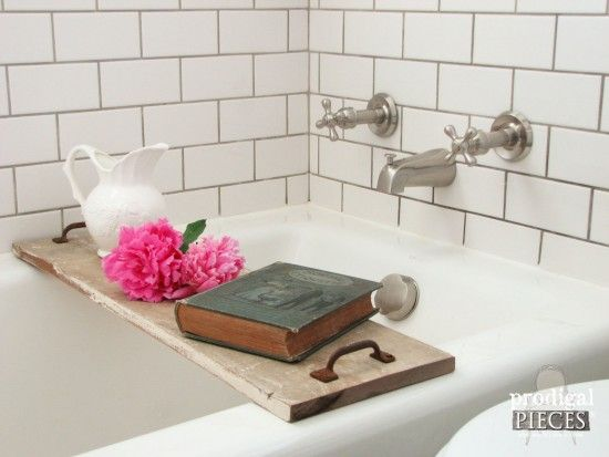 Diy farmhouse style bathroom remodel by prodigal pieces www - 355 Best Sinks Amp Tubs For The Mountains Images On