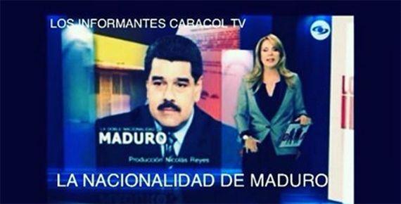 """""""Los informantes"""", el programa de investigación periodística de la cadena Caracol TV de Colombia, profundizó sobre un tema que los medios  audiovisuales venezolanos dicen muy poco o nad…"""