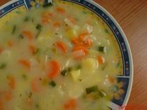 Zupa jarzynowa wegetariańska PRZEPYSZNA!!!