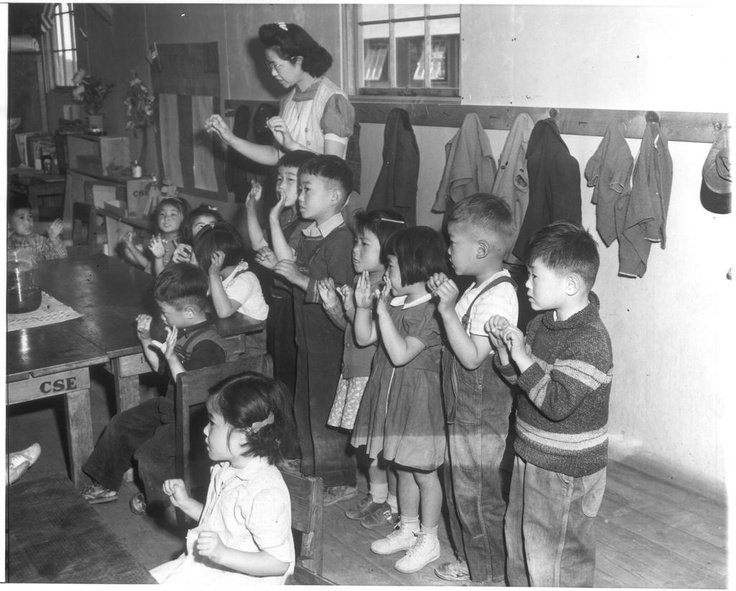 a history of japanese american loyalty The role of japanese internment in the history of the united states of  fred korematsu was an american citizen of japanese descent who declined to leave his.