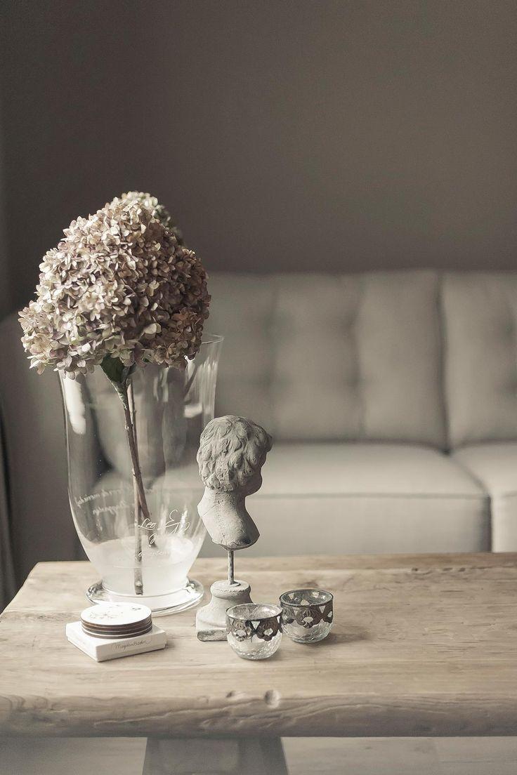 koffietafel decoratie