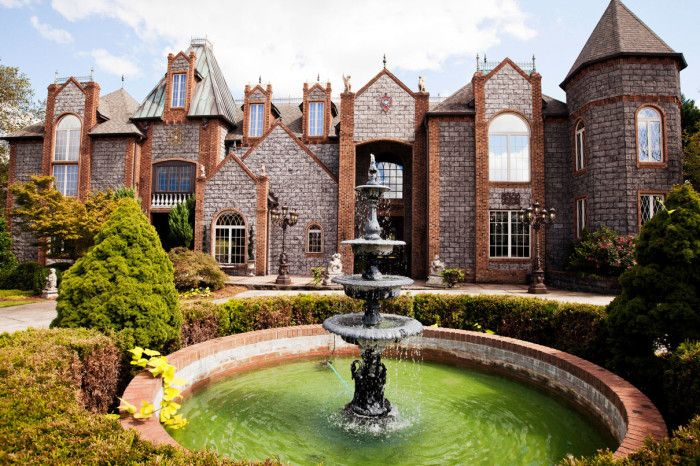8 Enchanting Castles You'll Only Find in North Carolina: Barclay Villa